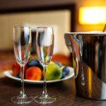 Neujahrswünsche für Hotelgäste
