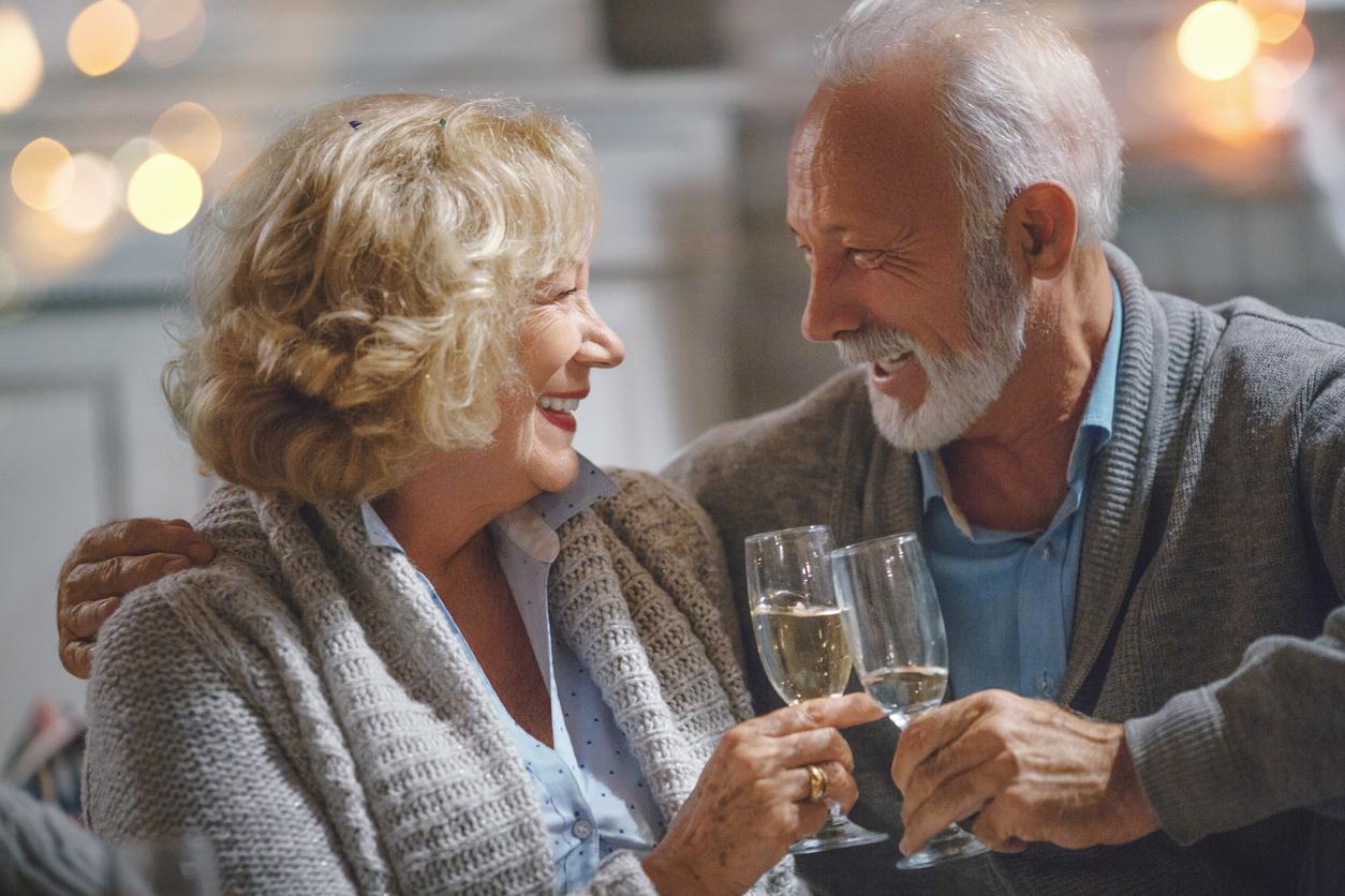 Neujahrsgeschichte für Senioren