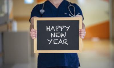 Neujahrswünsche für Schwerkranke