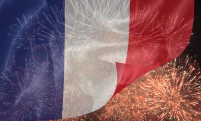Neujahrswünsche auf Französisch