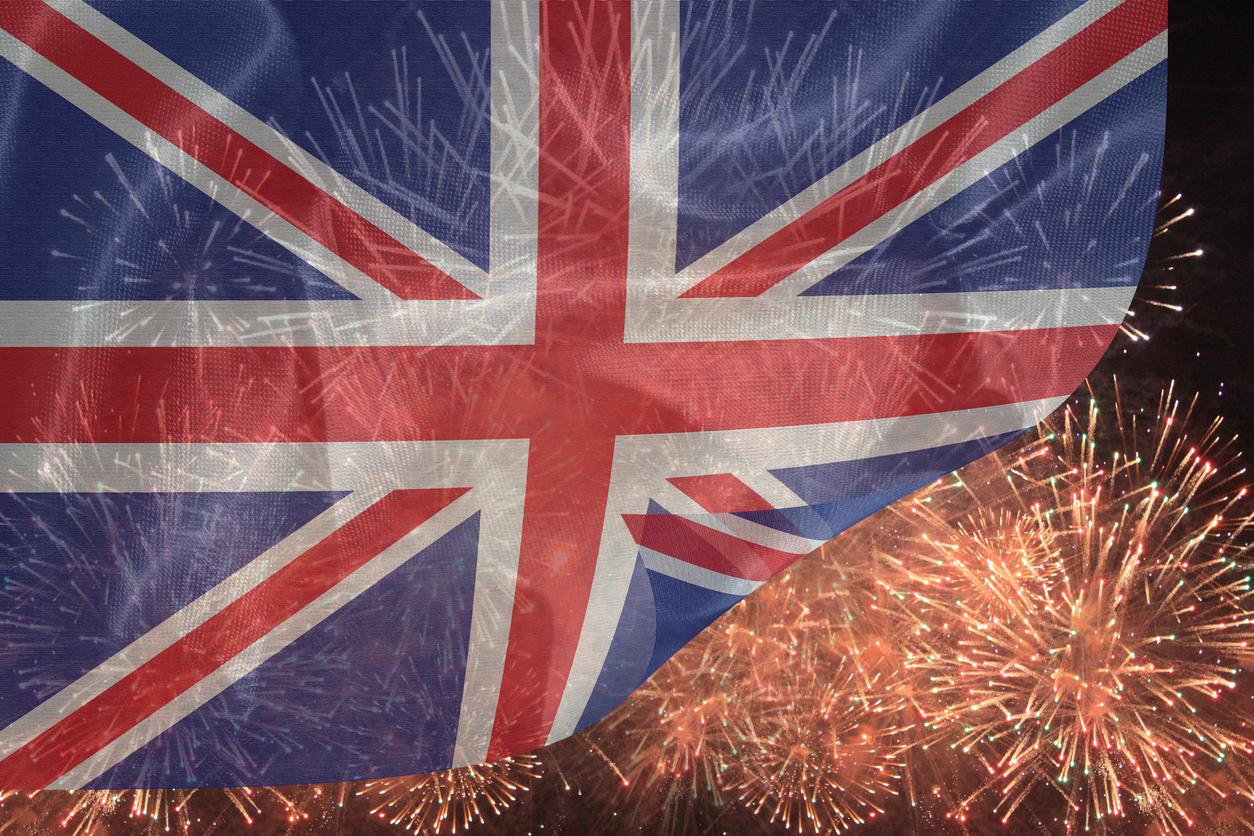 Neujahrswünsche auf Englisch