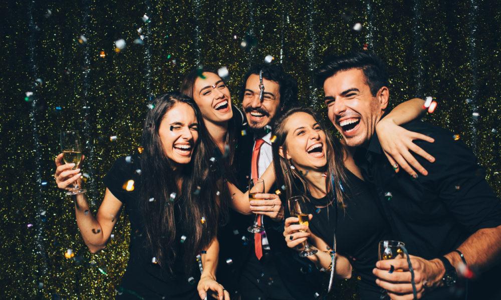Neujahrssprüche zum Lachen